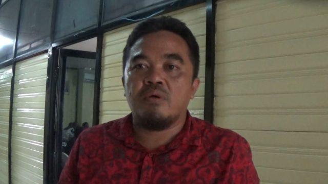 Ibnu Faozi, ketua forum komunikasi pelanggan PDAM Kotabaru