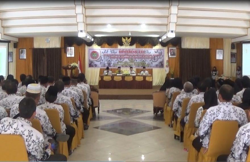 konferensi ke 22 Persatuan Guru Republik Indonesia