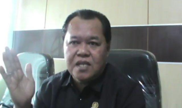 ketua komisi IV Matnor Ali