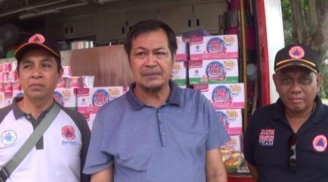 Said Abdul Nasir kepala BPBD kabupaten Tapin
