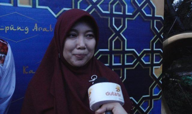 Siti Wasilah, ketua TP PKK Banjarmasin.