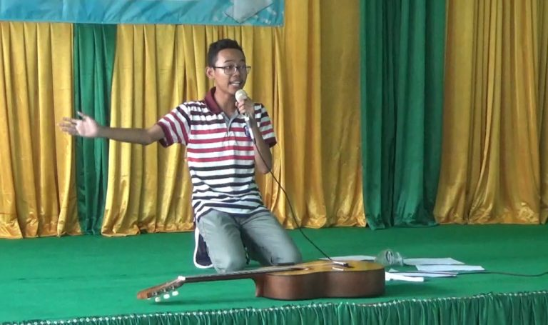SMAN 7 Banjarmasin Gelar Story Telling and Story Book Competition