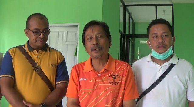 Sudarsono, kabid P2P Dinas kesehatan kabupaten Kotabaru