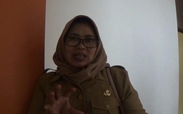 Suprapti Tri Astuti, sekretaris Dinas Cipta Karya dan bina marga kabupaten Kotabaru