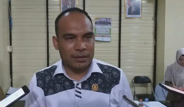 Syairi Mukhlis, ketua DPRD Kotabaru