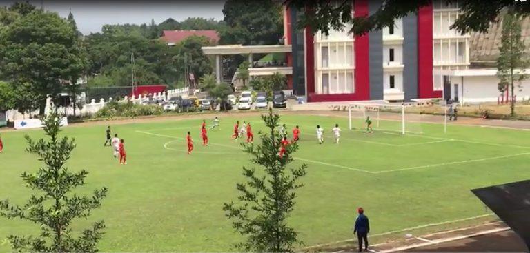 turnamen Piala Soeratin U17 Grup-C tim Peseban PS Fatahillah