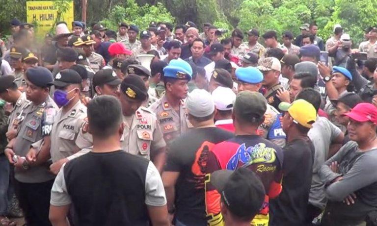 Eksekusi Lahan - Warga Gang Assalam Lapor ke Komnas HAM