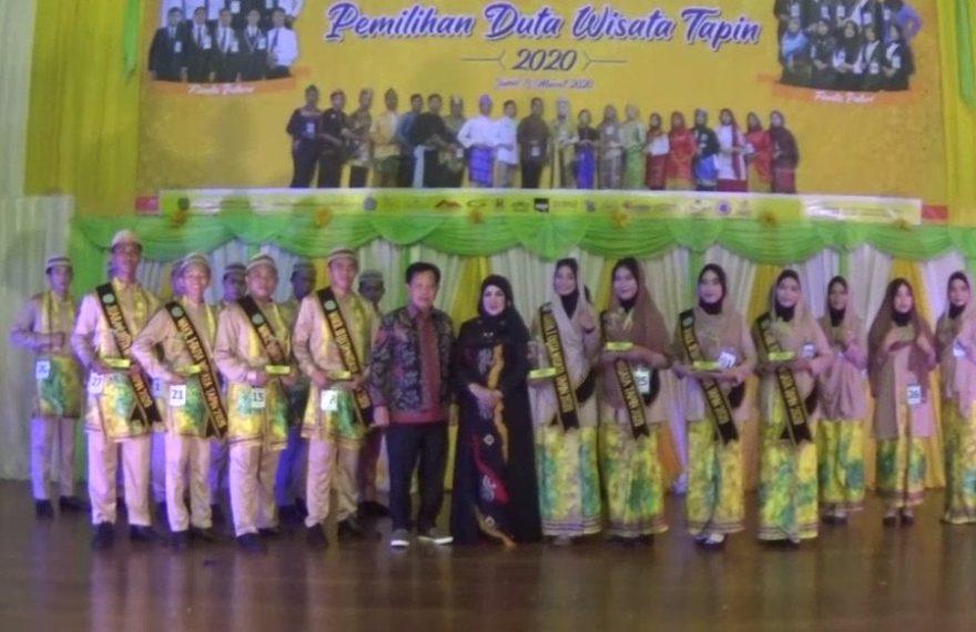 Norsyifa Aulia Wahidah Juara Pertama Duta Wisata Tapin 2020