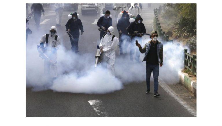 Astaga ! 300 Warga Iran Tewas Minum Metanol Untuk Cegah Corona