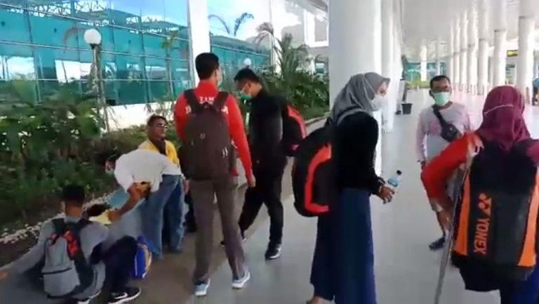 Atlet NPC Kembali Ke Banua