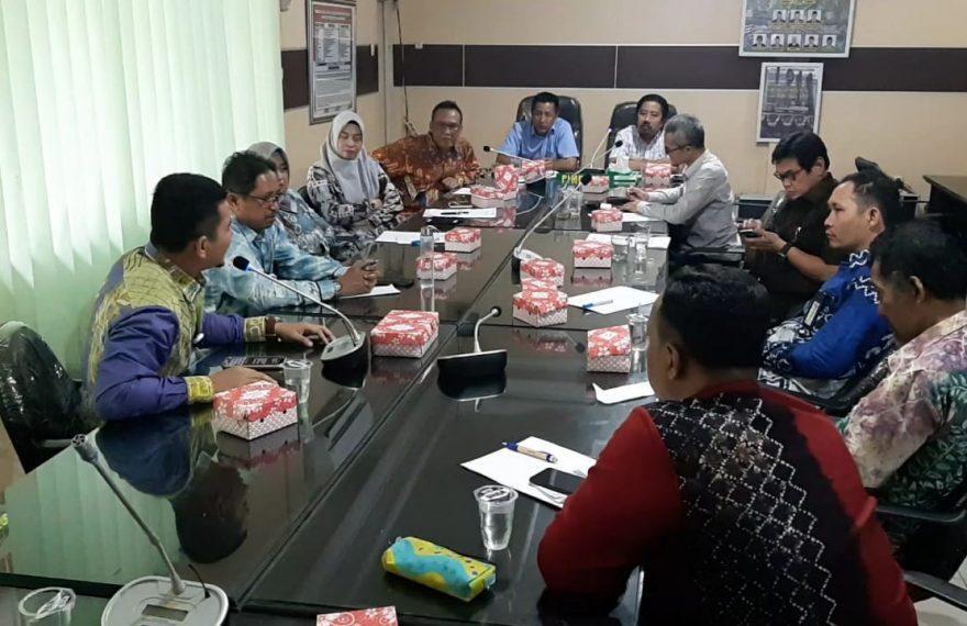Rapat DPRD Terkait Wacana Revitalisasi Pasar Sudimampir