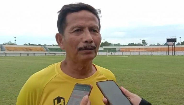 Djajang Nurjaman Pelatih Kepala Barito Putera