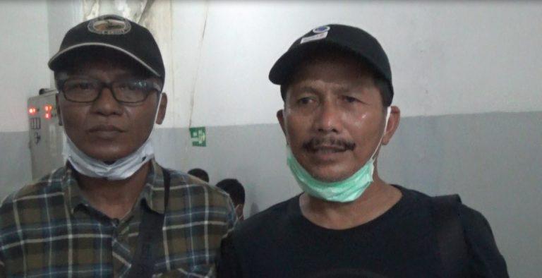 Djajang Nurjaman (kanan) Pelatih Kepala Barito Putera