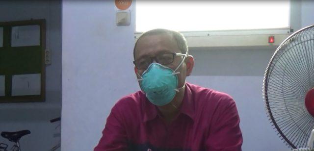 Dr Isa Anshori Juru Bicara Tim Gugus Tugas Hulu Sungai Selatan