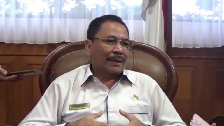 H. Supian HK Ketua DPRD Kalsel