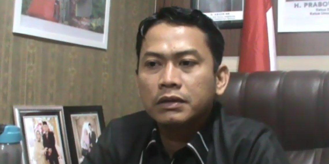 HM. Yamin Ketua DPC Gerindra Banjarmasin