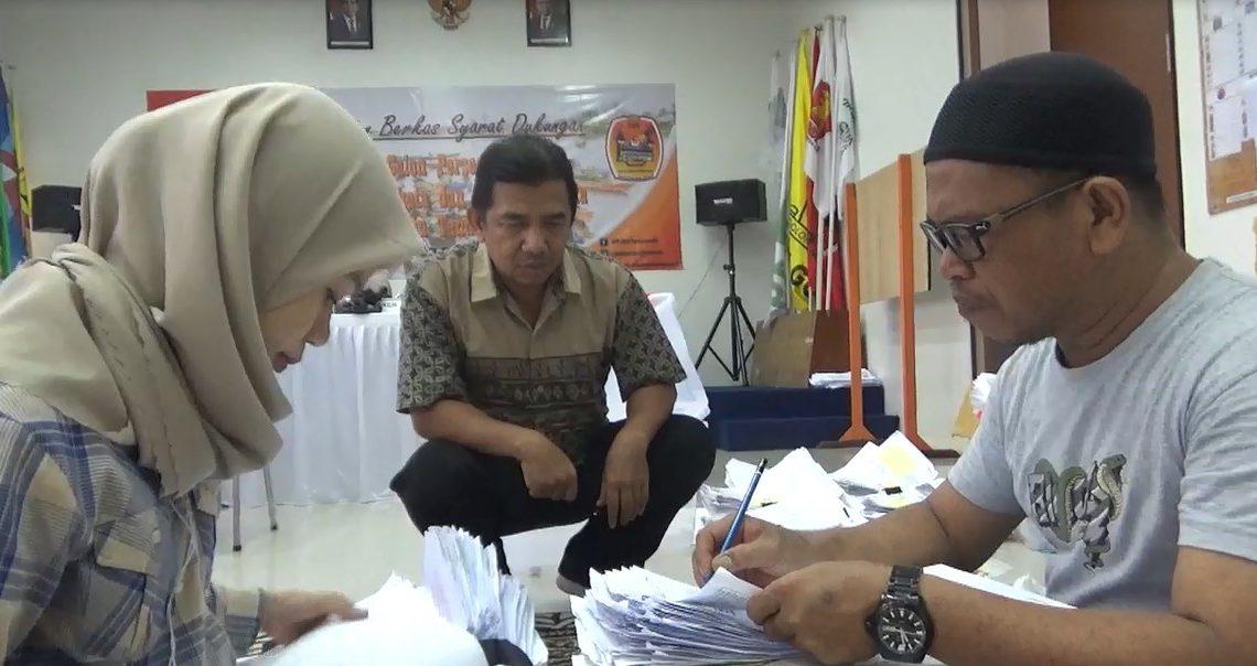 KPU Kota Banjarmasin memasuki tahap verifikasi administrasi