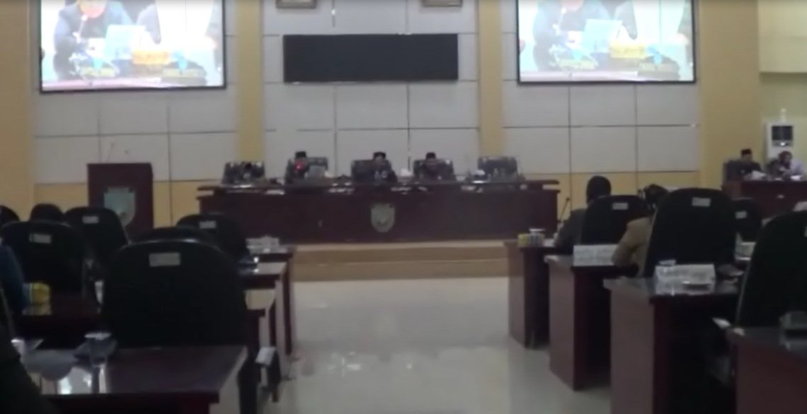 Ketua DPRD Banjar Warning Daerah Kunker