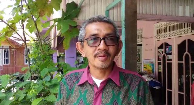 Khairuddin orang tua penganten