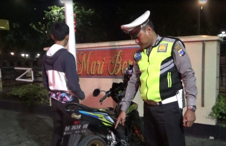 Lantas Polsek Banjarmasin Timur amankan Bali