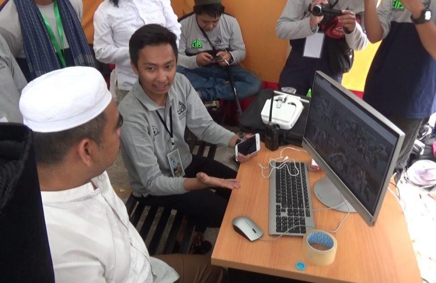 Wakil ketua MPR RI memantau haul