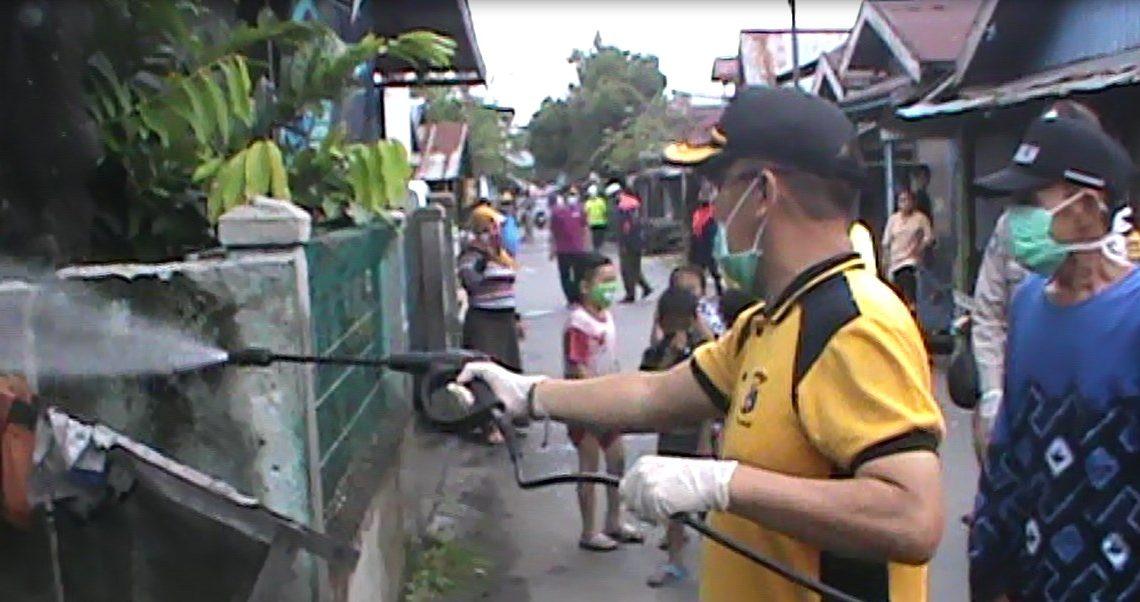 Pemko Banjarmasin Bentuk Kampung Bebas Covid-19