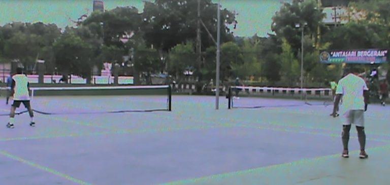 Pertandingan Tenis Danrem Cup V Ditunda karena virus corona