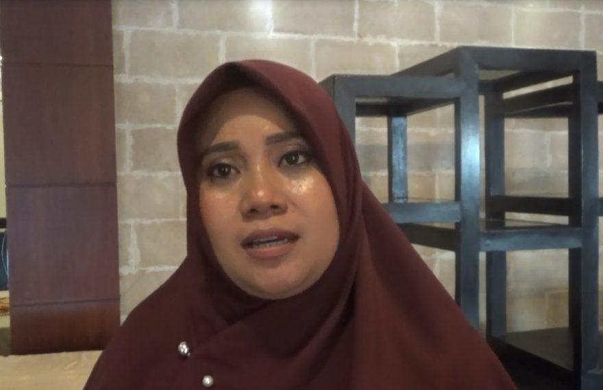 Rahmiati Wahdah Ketua KPU Kota Banjarmasin