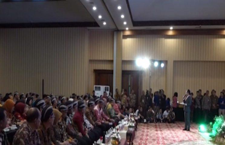 Rapat Koordinasi Nasional Pengawasan Kearsipan