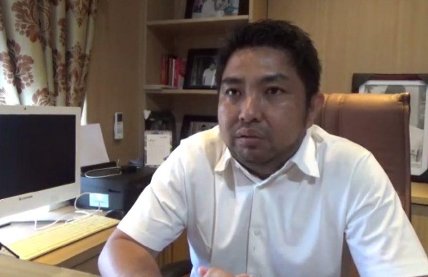 Syaripuddin Wakil Ketua DPRD Kalsel