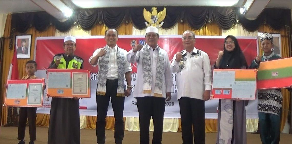 Pemkab HSS Launching GISA