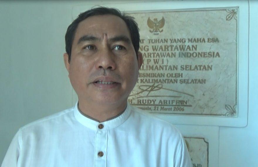 Zainal Helmei Ketua Pwi Kalimantan Selatan