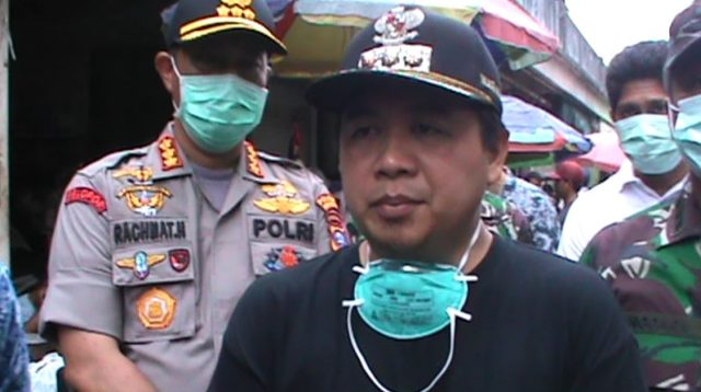 Ibnu Sina Wali Kota Banjarmasin