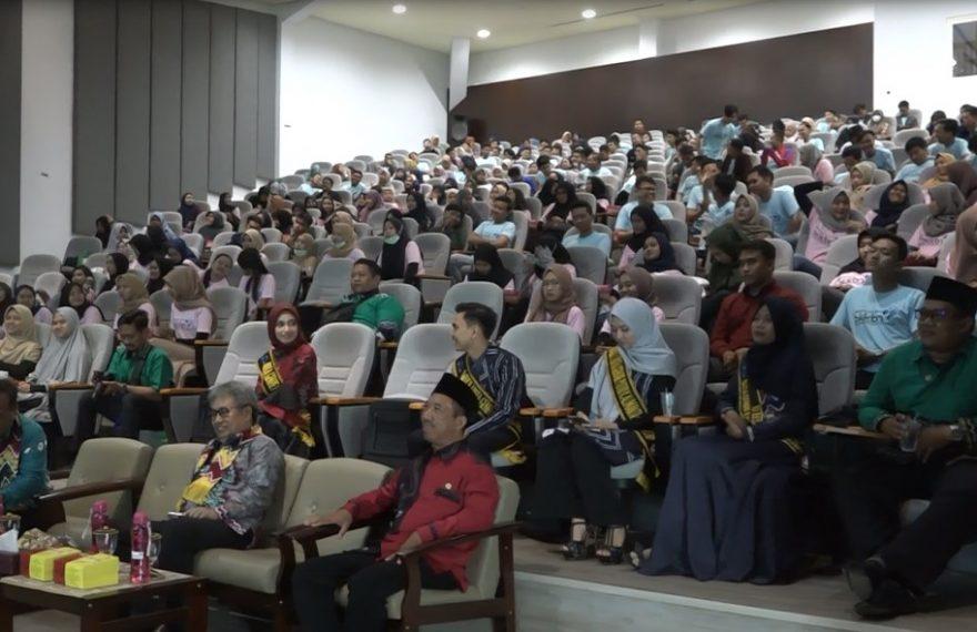 kegiatan Promosi Generasi Berencana di Universitas Lambung Mangkurat BanjarmasinUniversitas Lambung Mangkurat Banjarmasin