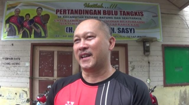 Muhammad Kusasi, wakil ketua DPRD kabupaten Hulu Sungai Selatan
