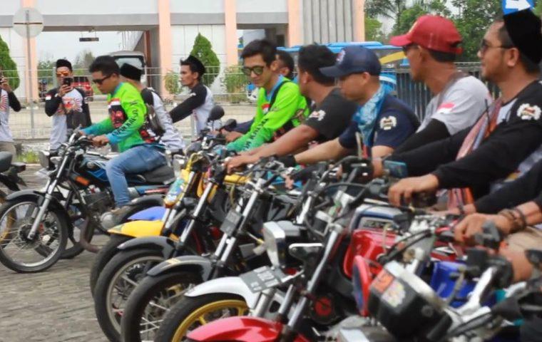 Banjarmasin RX -King Club Gelar Lomba Blayer