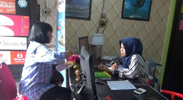 Warga Indonesia Positif Corona Tak Pengaruhi Penjualan Tiket Pesawat