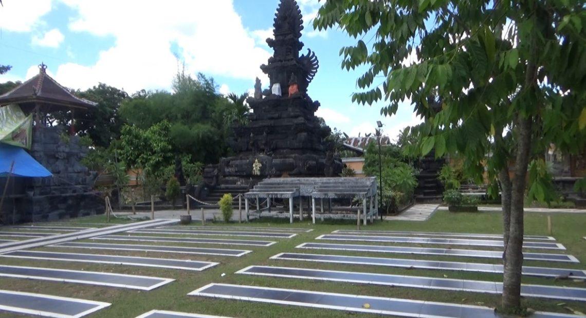 suasana Pura Agung Jagat Natha