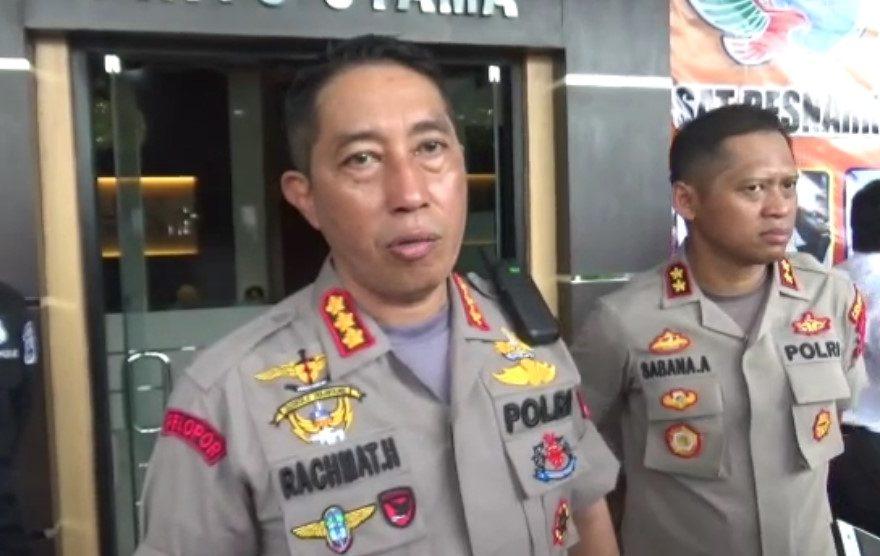 Kombespol Rachmat Hendrawan, kapolresta Banjarmasin