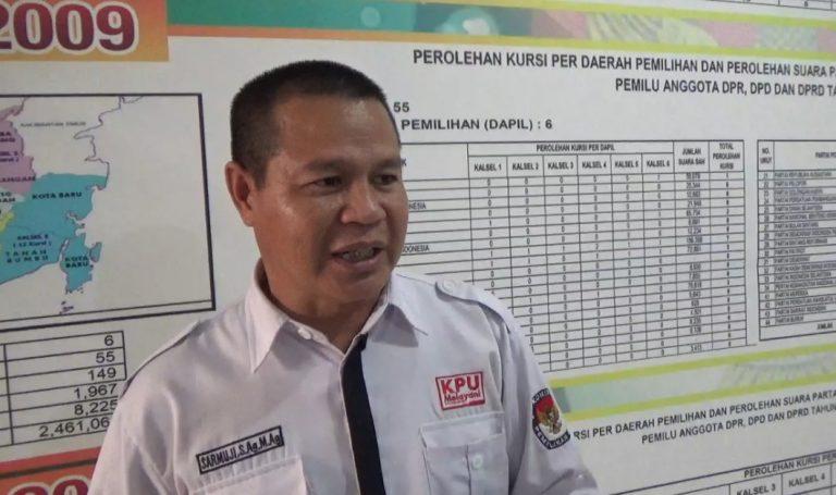 Pasca Dipecat, KPU Kalsel Segera Klarifikasi PAW GM