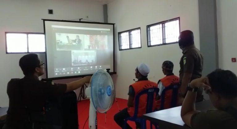 Pakai Wi-Fi, Sidang Online di PN Banjarbaru Sempat Terganggu