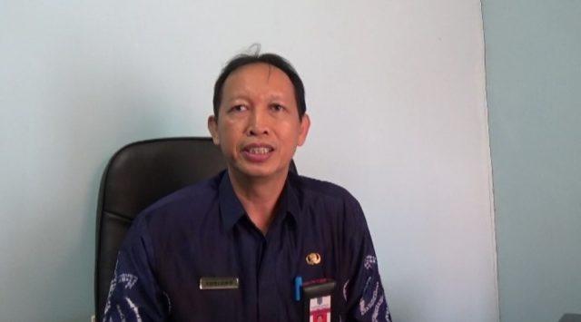Sudiono, kepala Dinas Perdagangan Hulu Sungai Selatan