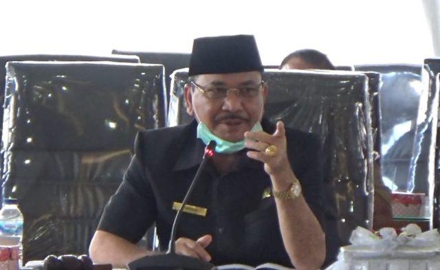 ketua DPRD Kalsel, H Supian HK