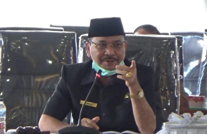 Supian HK, ketua DPRD Kalsel