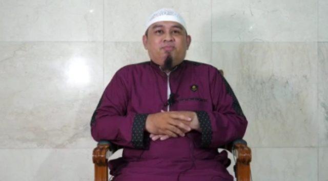 Ust. Riza Rahman, ketua umum Mesjid Al-Jihad Banjarmasin