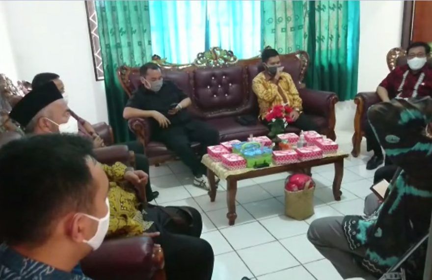 Ketua Komisi II DPRD Kalsel Minta Waspadai Rombongan Cluster Gowa