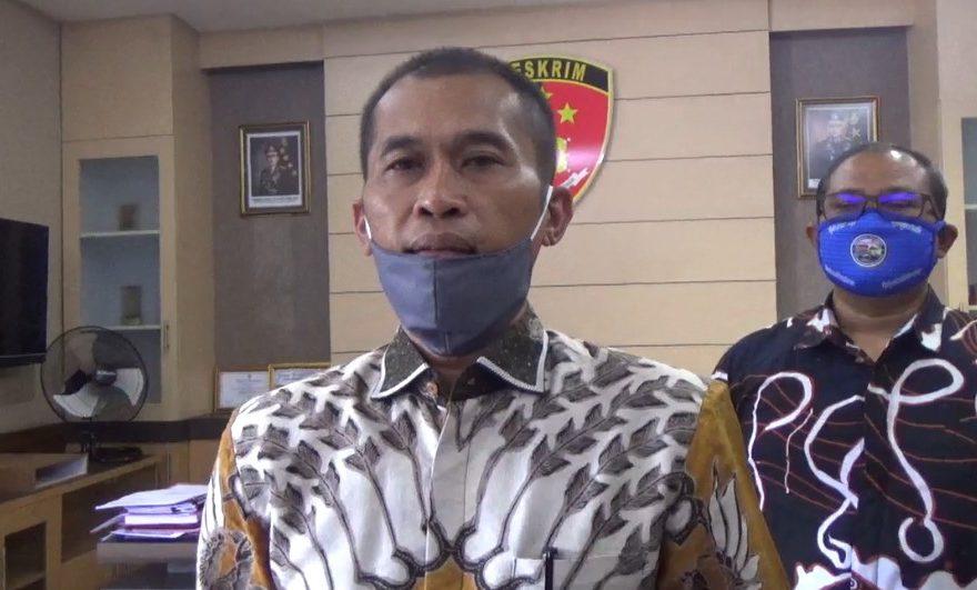 Kombes Pol Sugeng Riyadi Direktur Reserse Kriminal Umum Polda Kalsel