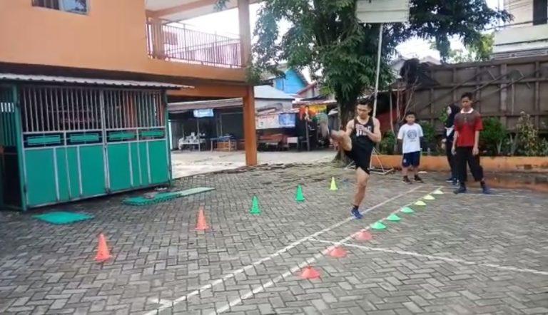 Latihan Mandiri, Azhar Akui Fisik Harus Tetap Terjaga