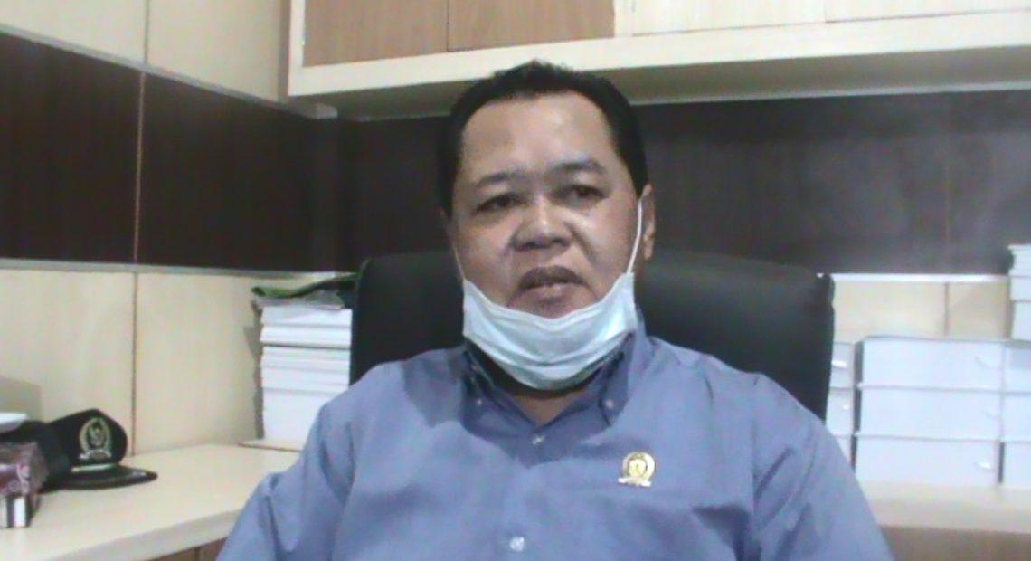 Matnor Ali Ketua Komisi IV DPRD Banjarmasin.