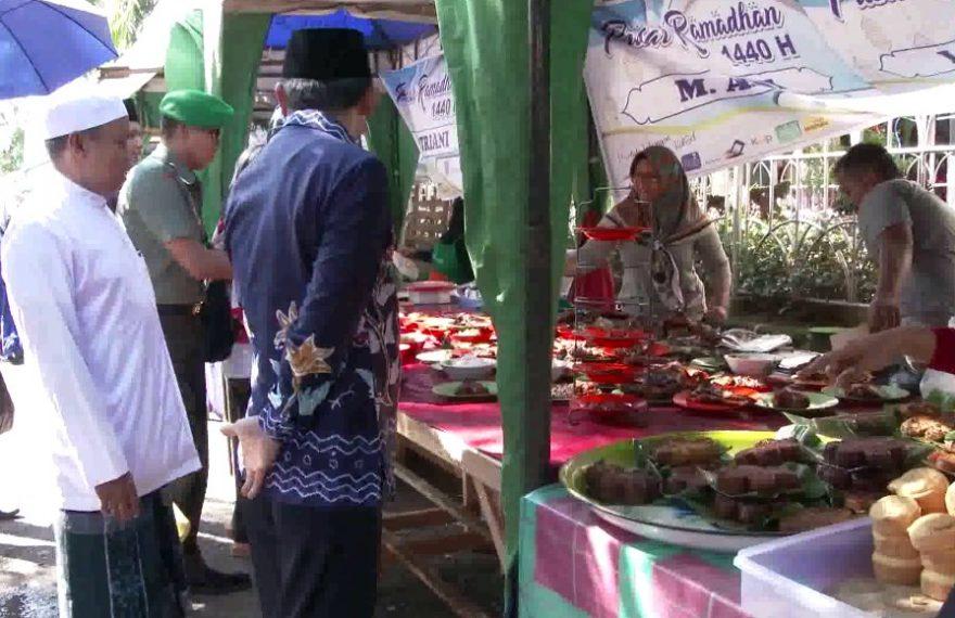 Pasar Ramadhan ditiadakan tahun ini